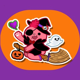 Cool Halloween 2016 Stickers