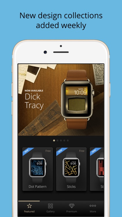 Facely — Free wallpapers for your Apple watch