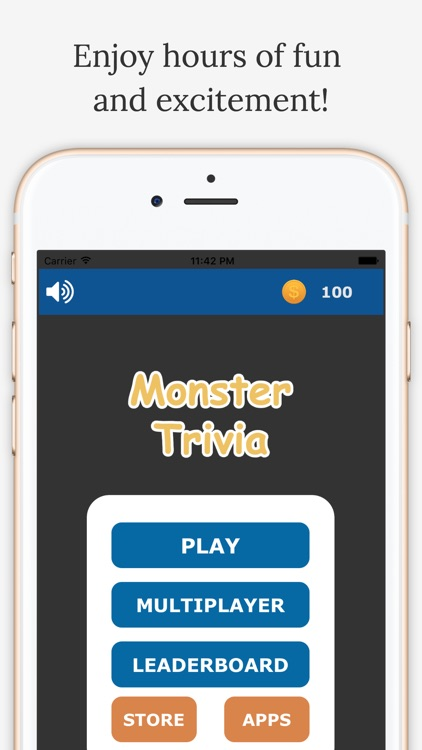 Monster Trivia! screenshot-3