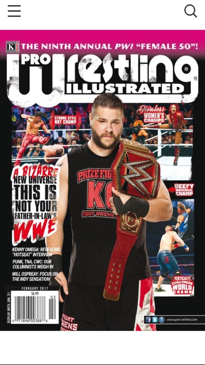 Pro Wrestling Illustrated