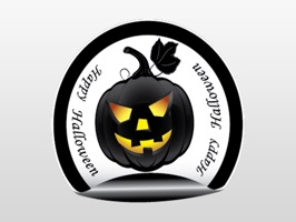 Halloween Stickies is a fun stickers pack for iMessage