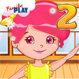 Ballerina 2nd Grade Learning Games School Edition