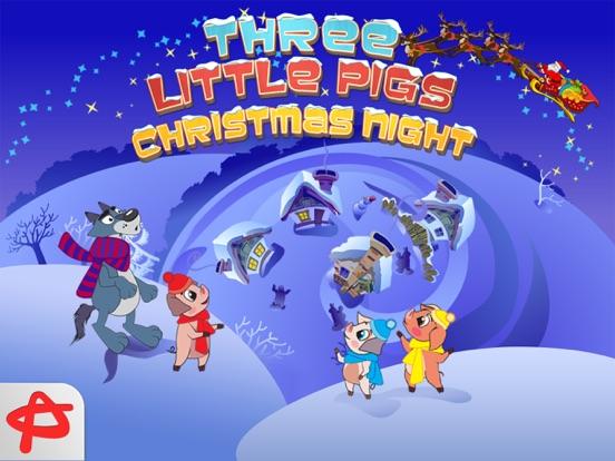 Игра Три Поросенка: Новогодние приключения