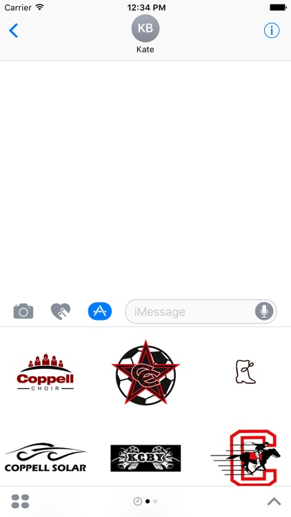 Coppell HS Sticker Pack