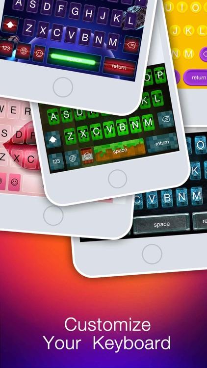YeahKeys - Customize your keyboard