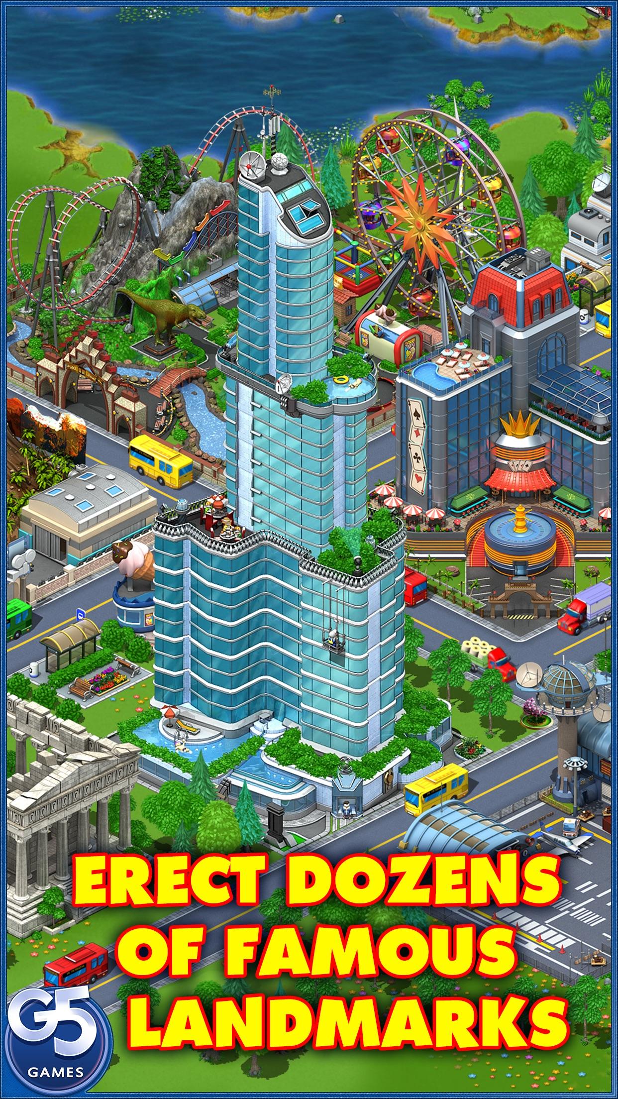 Virtual City Playground®: Building Tycoon Screenshot