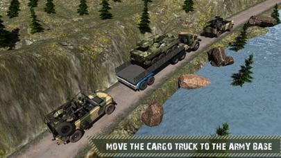 陆军货运卡车司机转运2016年 App 截图