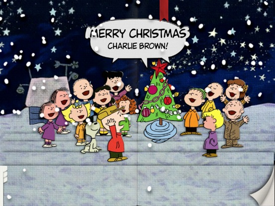 screenshot 5 for a charlie brown christmas imessage sticker pack - Charlie Browns Christmas