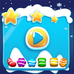 Frozen Frenzy Candy mania on Ice Match 3 Games