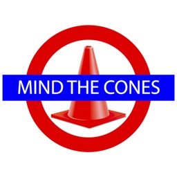 Mind the Cones Sticker Pack