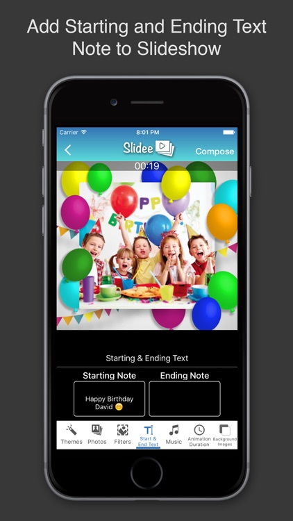Slidee Pro Easy Photo Slideshow Maker with Music screenshot-3
