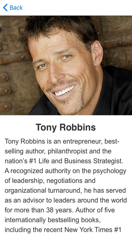 Money: Master The Game by Tony Robbins Meditation