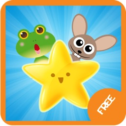 Happy Forest Cute Animal Puzzle