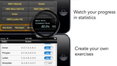 goodEar Scales - Ear Trainingのおすすめ画像3