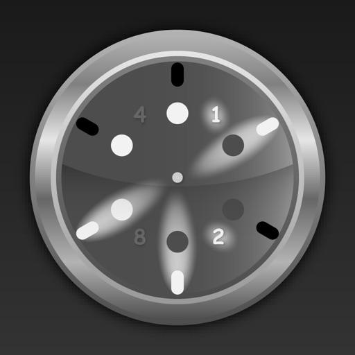 Binary Clock - Analog iOS App