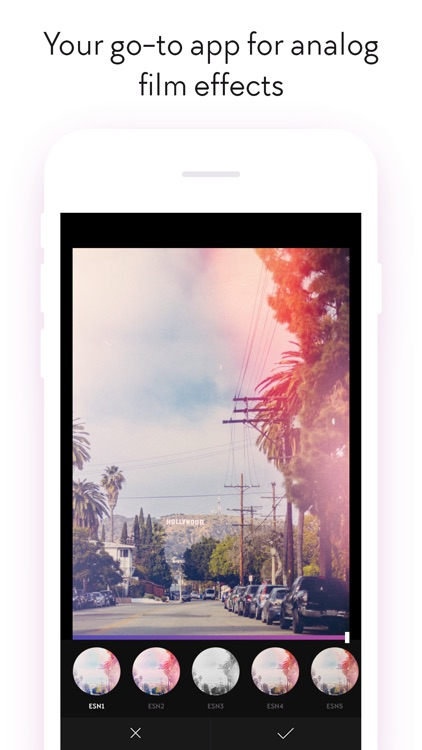 Filterloop - Photo Filters and Analog Film Effects screenshot-0