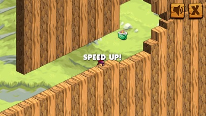 Running Ninja On The Cube Kids Game screenshot two