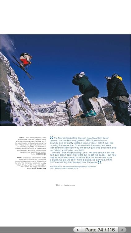 The Ski Journal screenshot-4