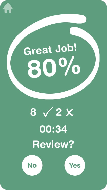 Big Math Flash Cards School screenshot-3