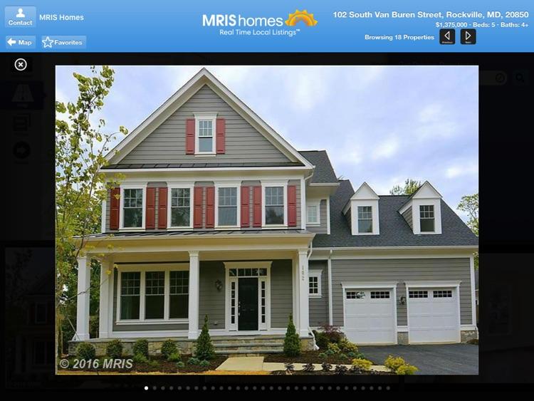 MRIS Homes for iPad screenshot-4