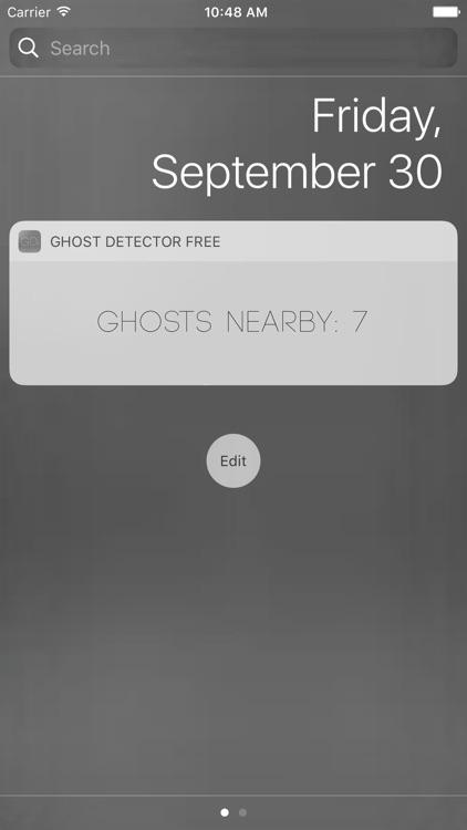 Ghost Detector Free