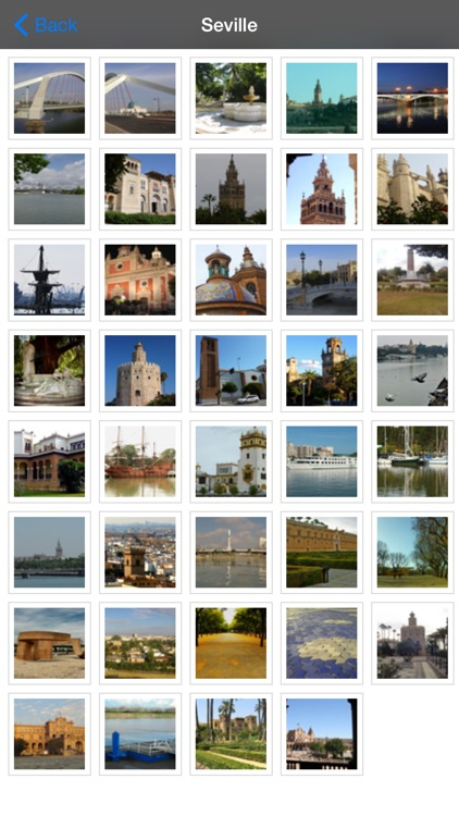 Seville Offline Map Travel Guide screenshot-4