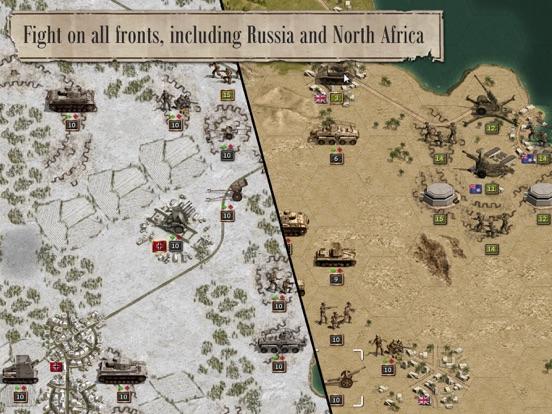 Panzer Corps Lite для iPad
