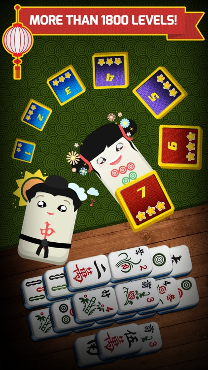 Mahjong Shanghai Jogatina - Solitaire Board Game screenshot-3
