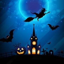 Halloween Emoji and sticker for iMessage App