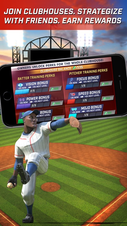 WGT Baseball MLB screenshot-3