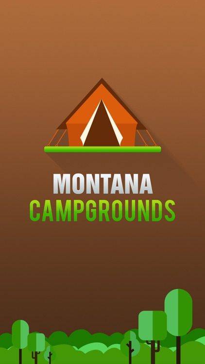 Montana Camping Guide screenshot-0