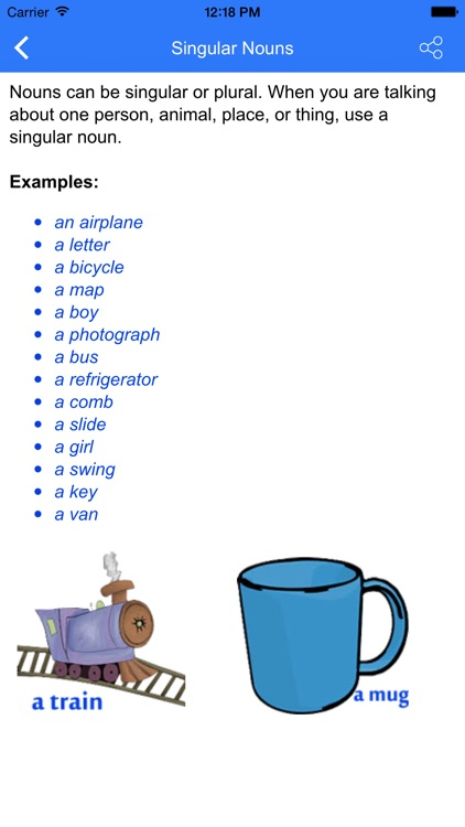 Kids English Grammar Pro screenshot-3