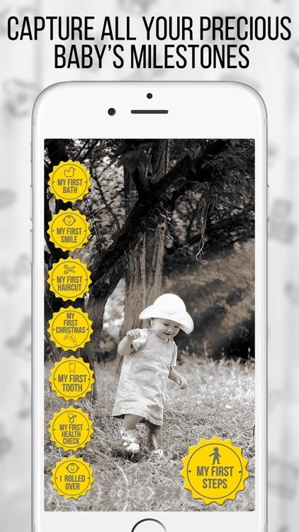 My Baby Milestones - Pregnancy, Birth & Milestone screenshot-3