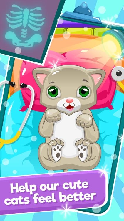 My Little Cat Doctor: Pet Vet screenshot-3