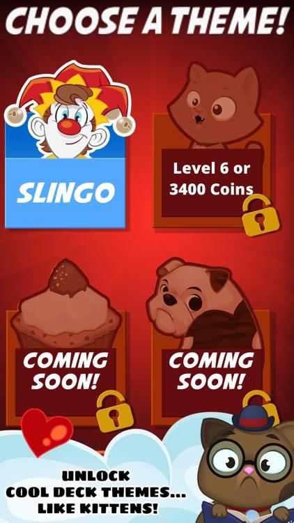 Slingo Showcase