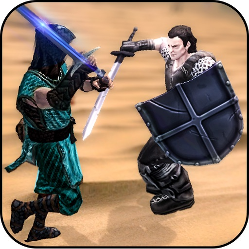 Ninja Gladiator Sword Fighting Arena by Manzoor Ullah