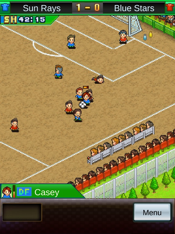 Pocket League Story на iPad