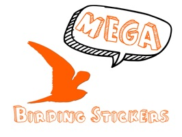 Birding Sticker Pack