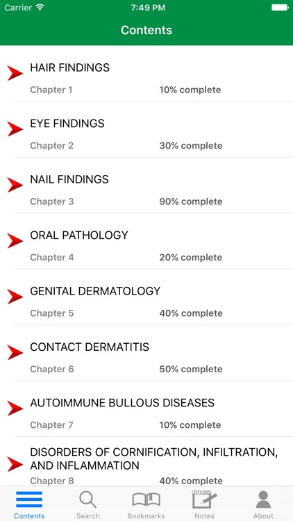 Dermatology A Pictorial Review screenshot-1