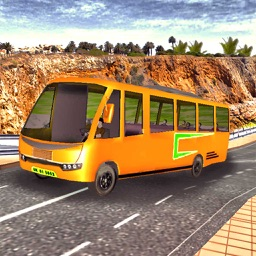 Offroad Coach Bus Simulator