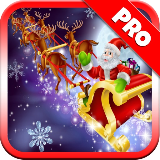 A Santa Sleigh Ride: Merry Christmas Adventure Game - Pro Edition