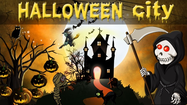 Halloween City on the App Store