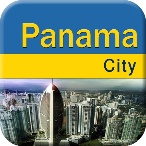 Panama Offline Map Travel Guide