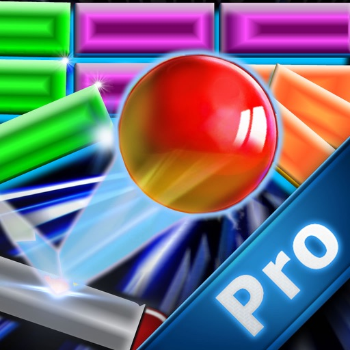 Breakout Arkanoid Blocks War Revenge Pro-Great Bal