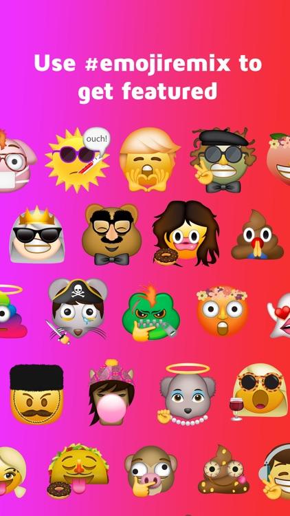 Emoji Remix screenshot-4