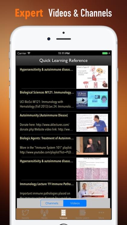 Autoimmune Disease 101| Guide and Top News screenshot-3