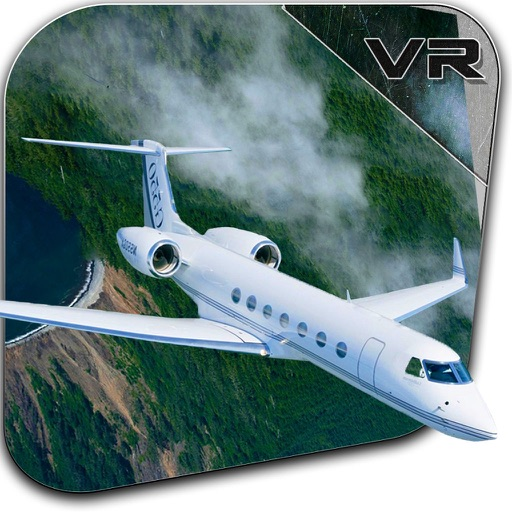 VR Aeroplane Flight : Virtual Reality Ride icon