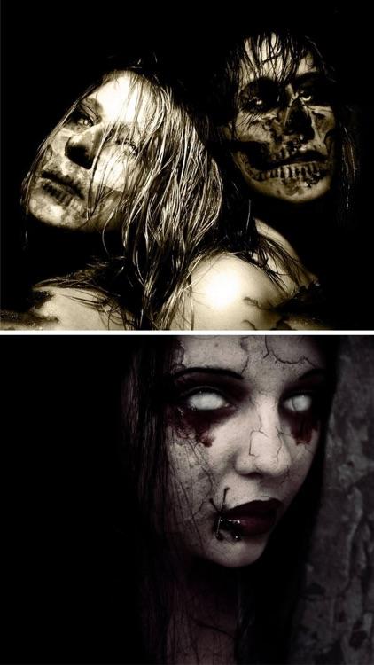 Horror Wallpapers - Creepy Backgrounds & Wallpaper screenshot-4