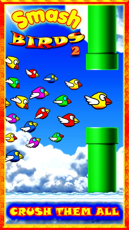 Smash Birds 2: Best of Fun for Boys Girls and Kids