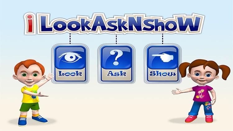 iLookAskNShow